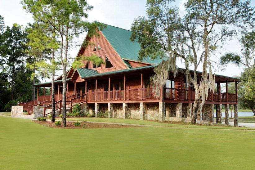 Forrest Pond Lodge Savannah wedding venue