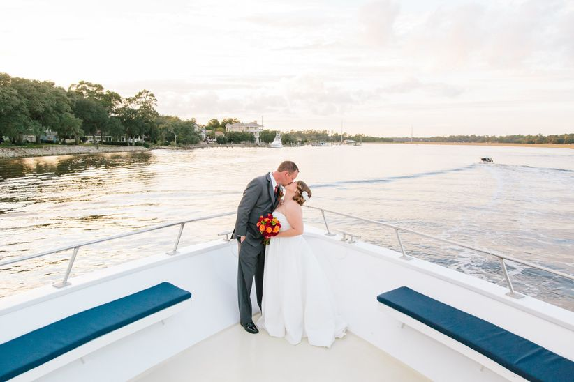 ideas for boat weddings