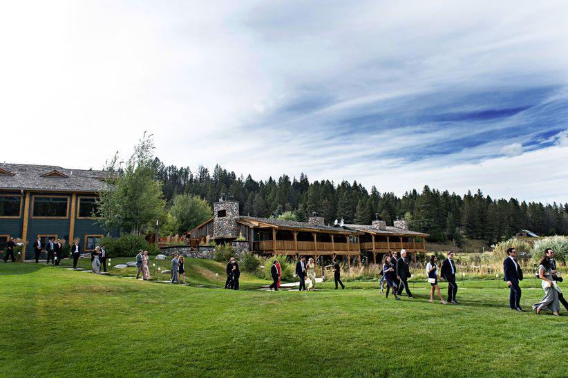 Rainbow Ranch Lodge Montana