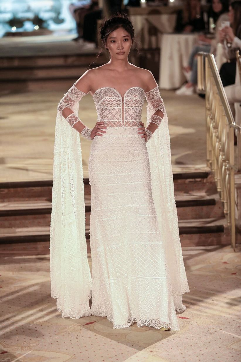 Idan Cohen fall 2018 wedding dresses