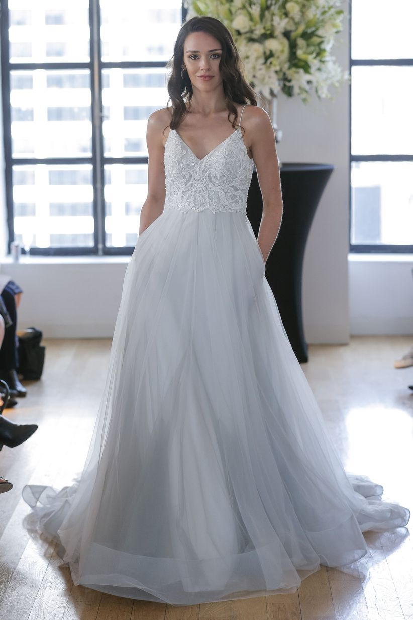 9 Celestial Wedding Dresses That\'ll Have You Seeing Stars - WeddingWire