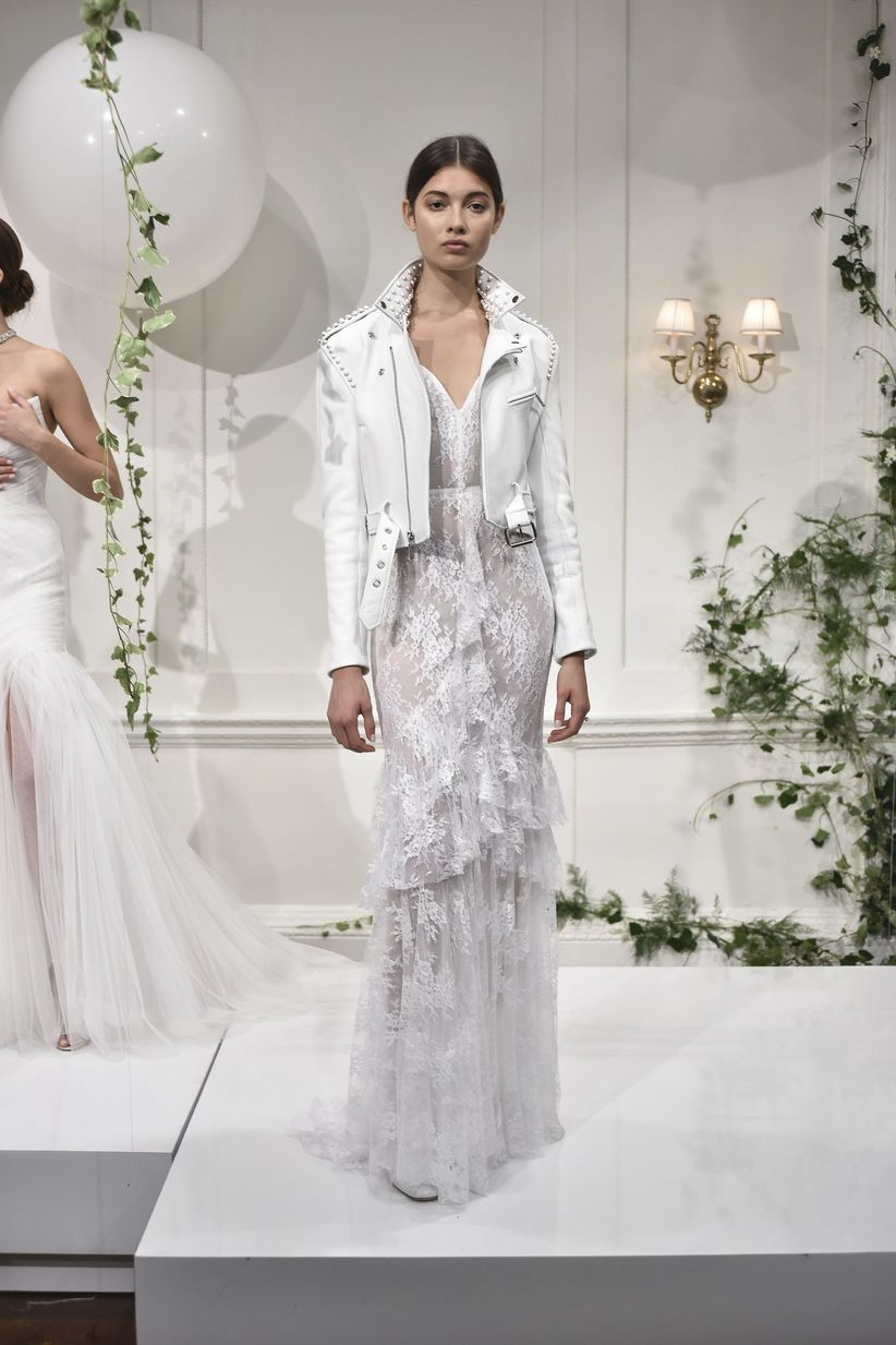 The spring 2019 wedding dresses that slayed the runways Wedding dress themes 2018