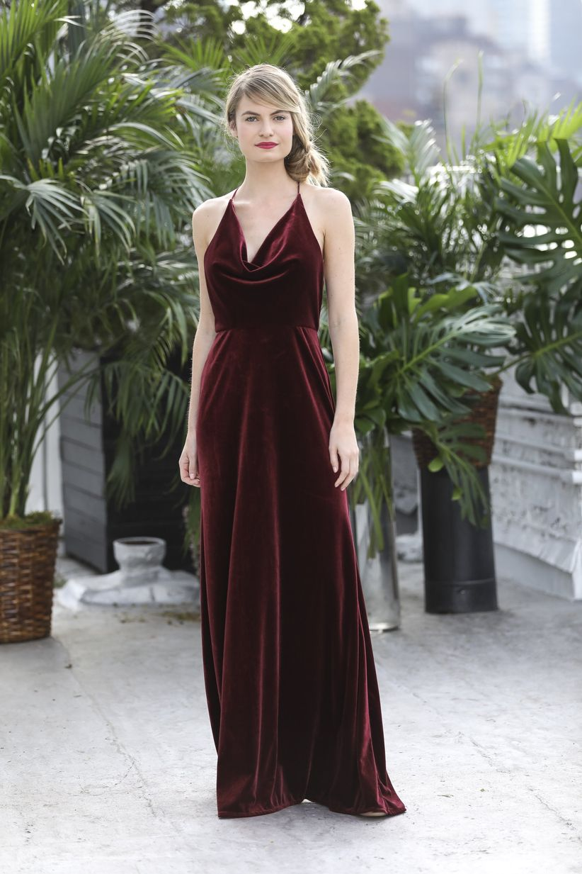 The 2018 bridesmaid dresses have arrived weddingwire photo dan lecca dress jenny yoo ombrellifo Image collections