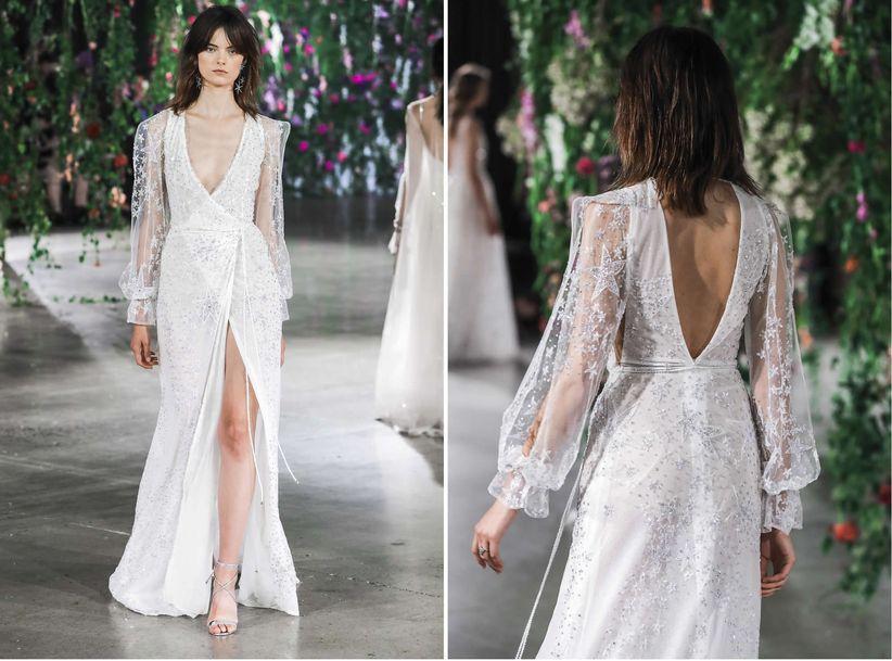 Actors Wedding Dresses