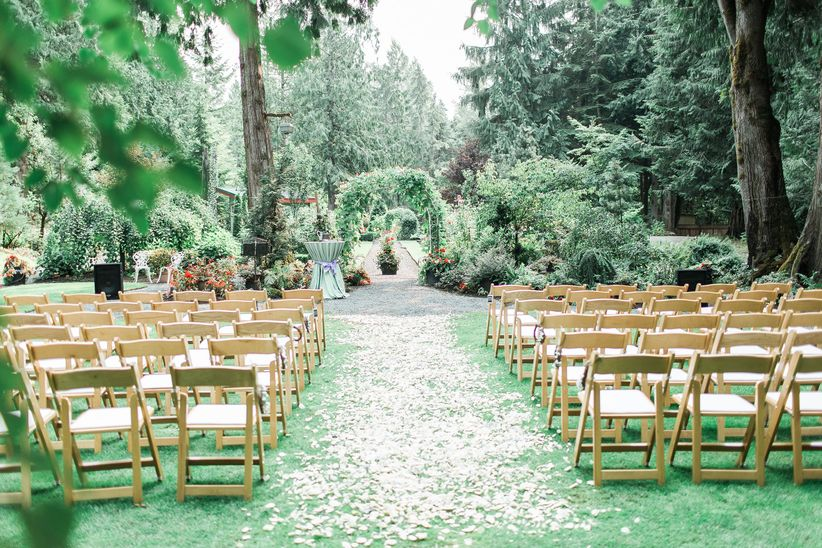 48 Best Outdoor Wedding Ideas Images On Pinterest: The 16 Types Of Wedding Venues You Need To Know