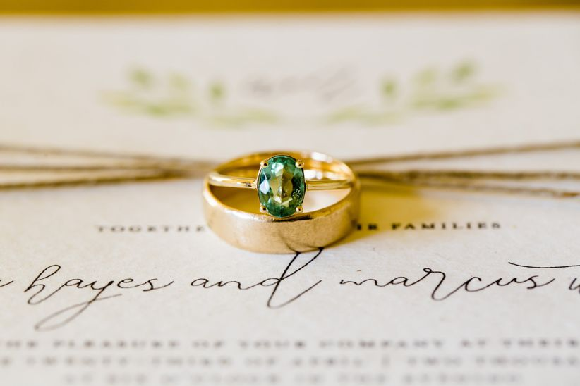 The 7 Heirloom Engagement Ring Etiquette Rules to Follow WeddingWire