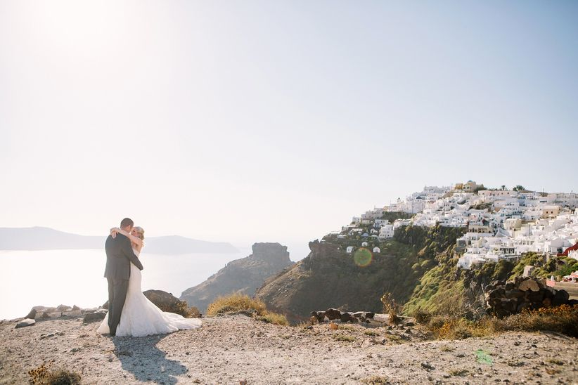 Who Pays For What In A Destination Wedding Weddingwire