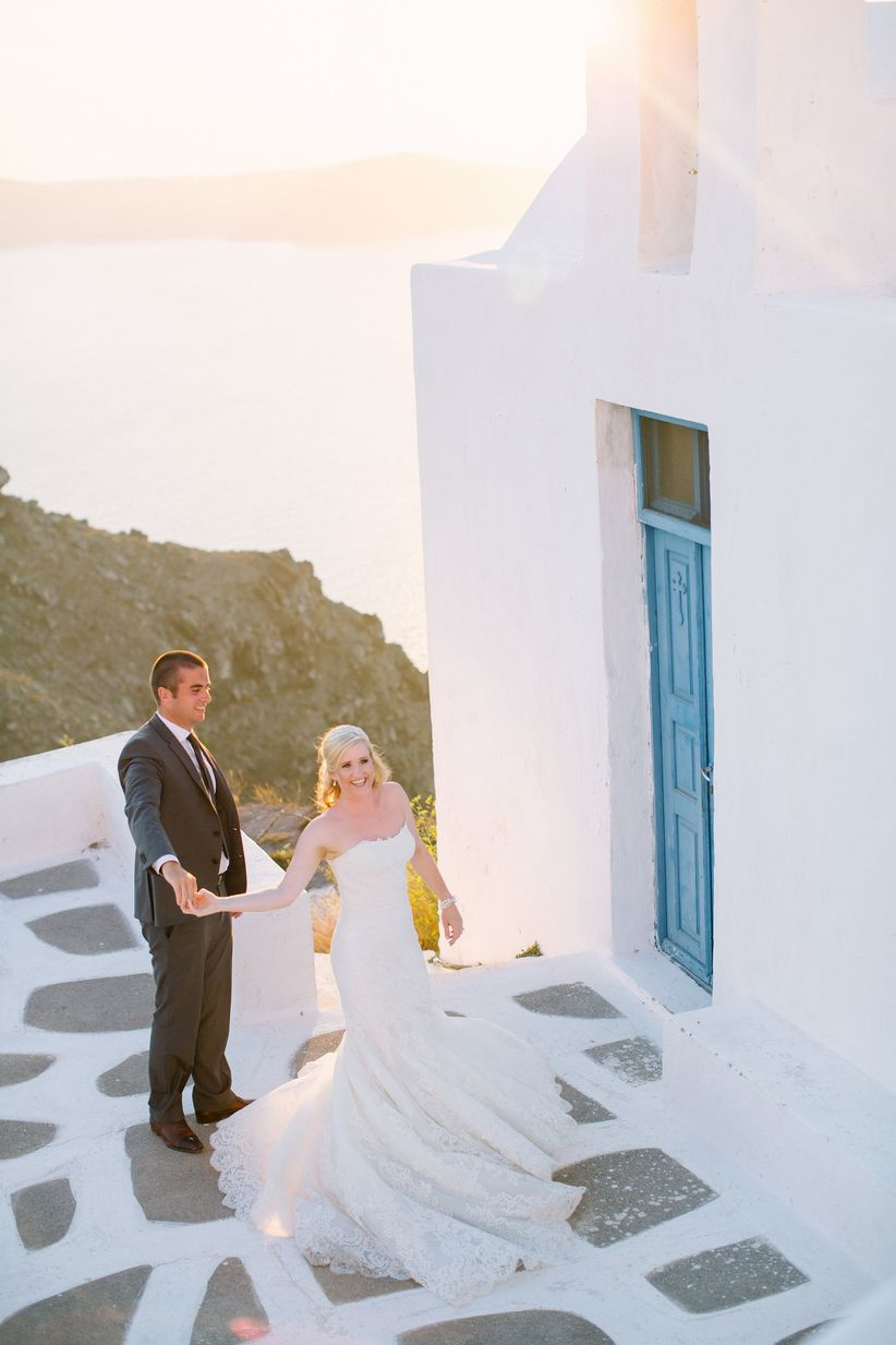 Greece destination wedding ideas