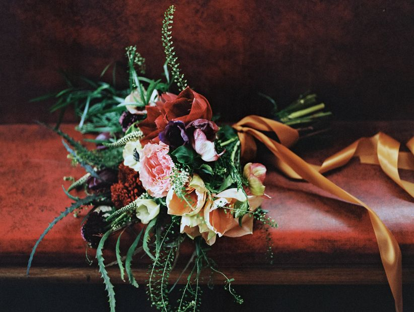 How to Preserve Your Wedding Bouquet - WeddingWire