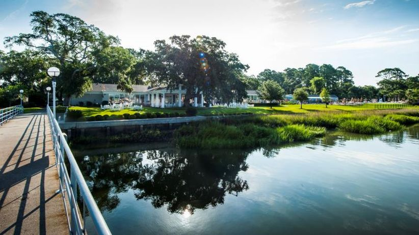 Savannah Yacht Club wedding venue