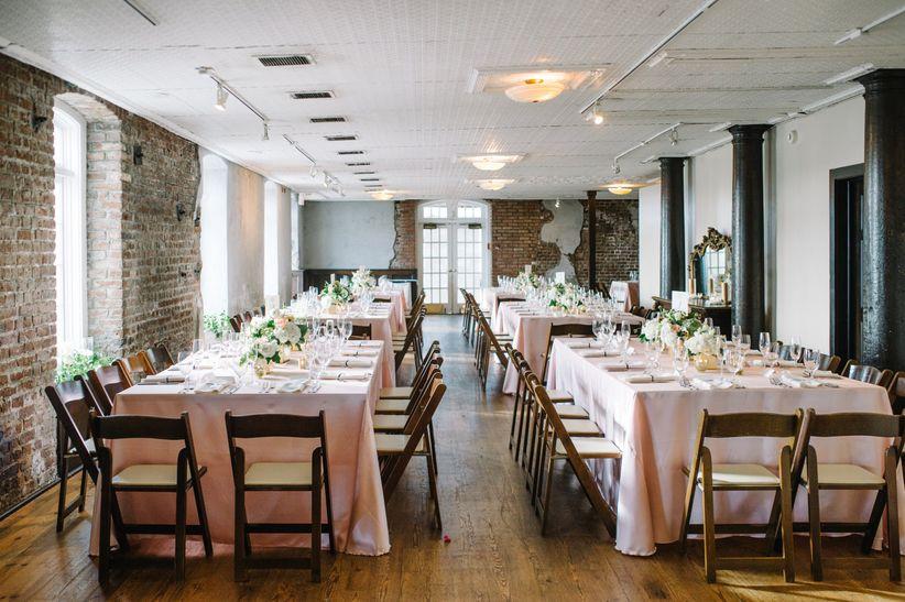 7 Chic Industrial Wedding Venues In Charleston Weddingwire