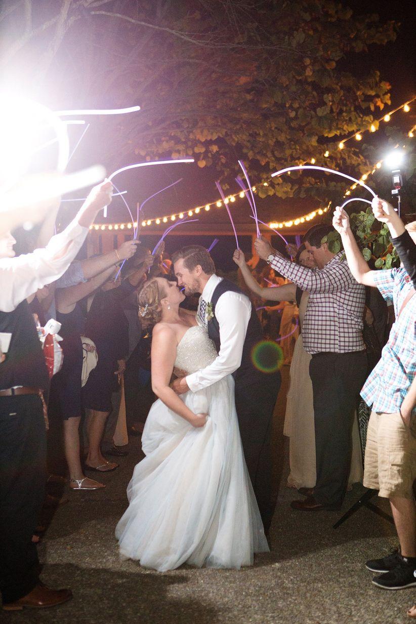 10 Creative Wedding Send-Off Ideas That Aren\'t Sparklers - WeddingWire