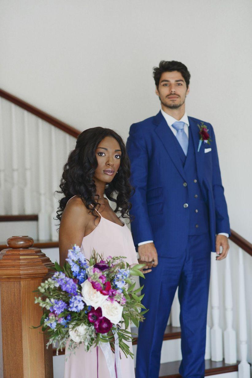 hamilton wedding ideas bridesmaid