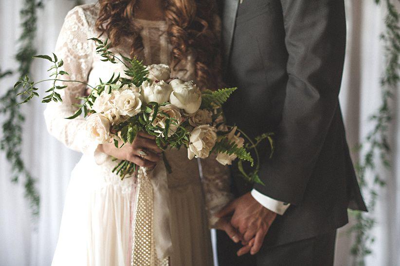 a lush bouquet