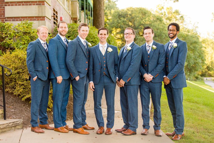 4 Ways Grooms Can Choose The Right Suit Weddingwire