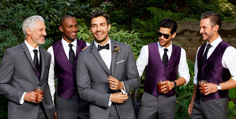 5 Creative Ways for Grooms to Stand Out From the Groomsmen ...