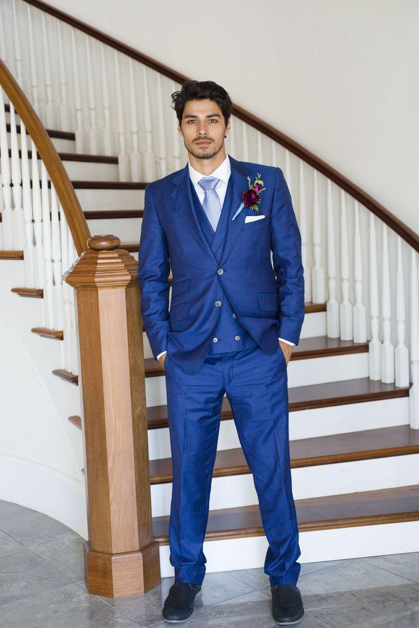 hamilton wedding styled shoot men's attire