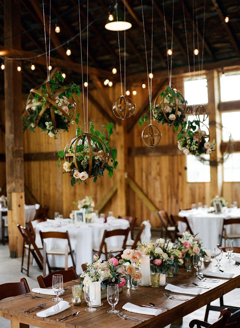 rustic hanging decor