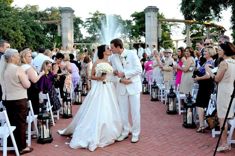 City Park New Orleans outdoor wedding venues