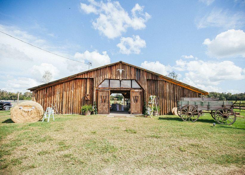 barn wedding venues in florida
