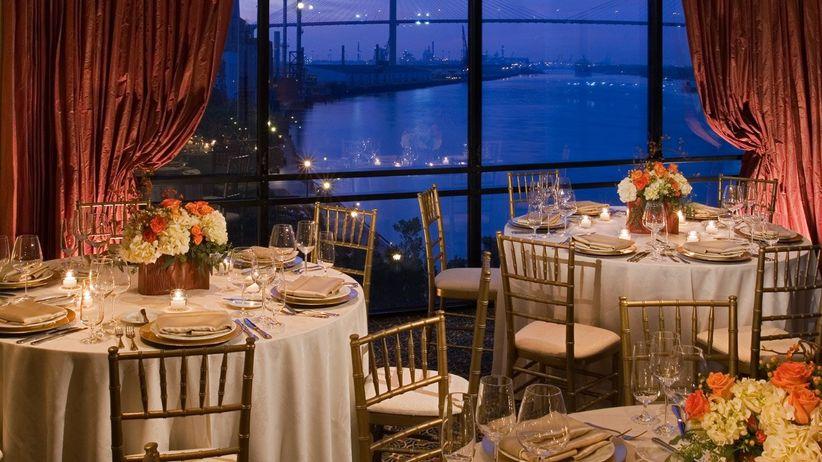 Hyatt Regency Savannah wedding venue