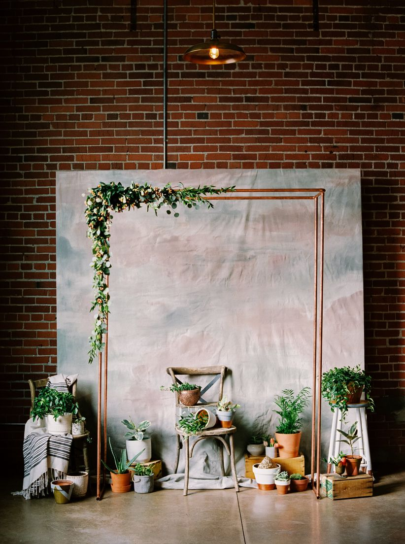 wedding decorations backdrop these indoor ceremony backdrops will make you pray for 9081