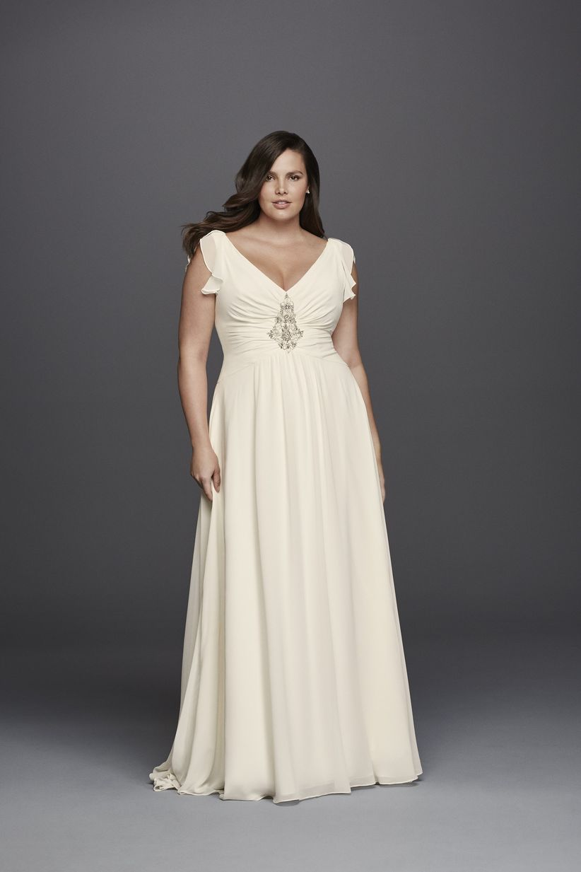 8b9671893e jenny packham for davids bridal wedding dress