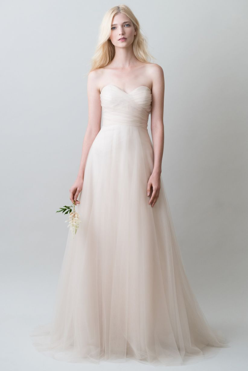 jenny yoo wedding dress