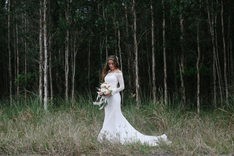 8156997c2820 The Wedding Dress Shopping Guide - WeddingWire