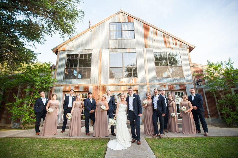 rustic hill country wedding venues