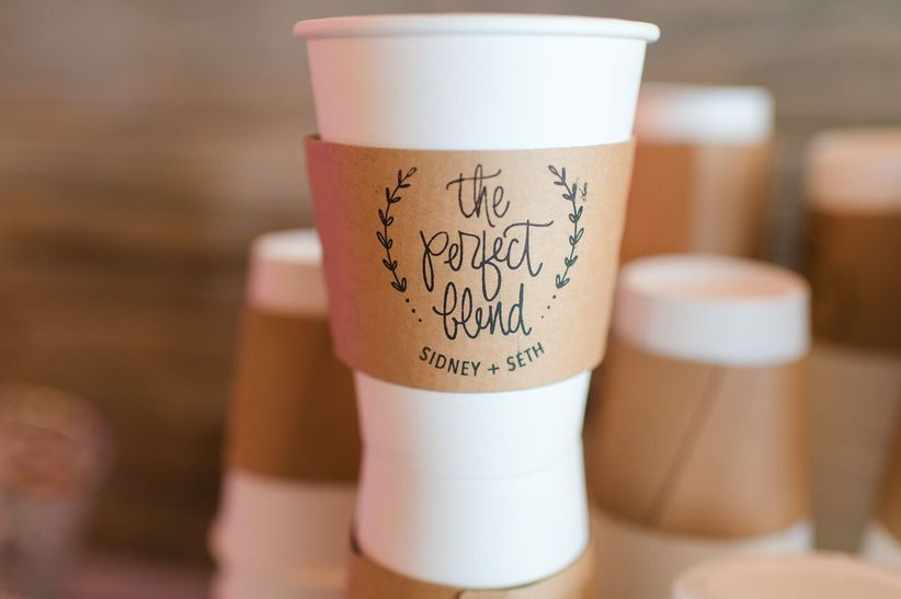 Seattle wedding favors