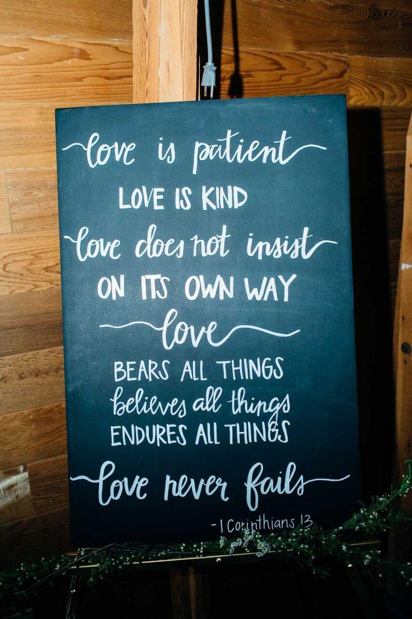 bible verse wedding quotes