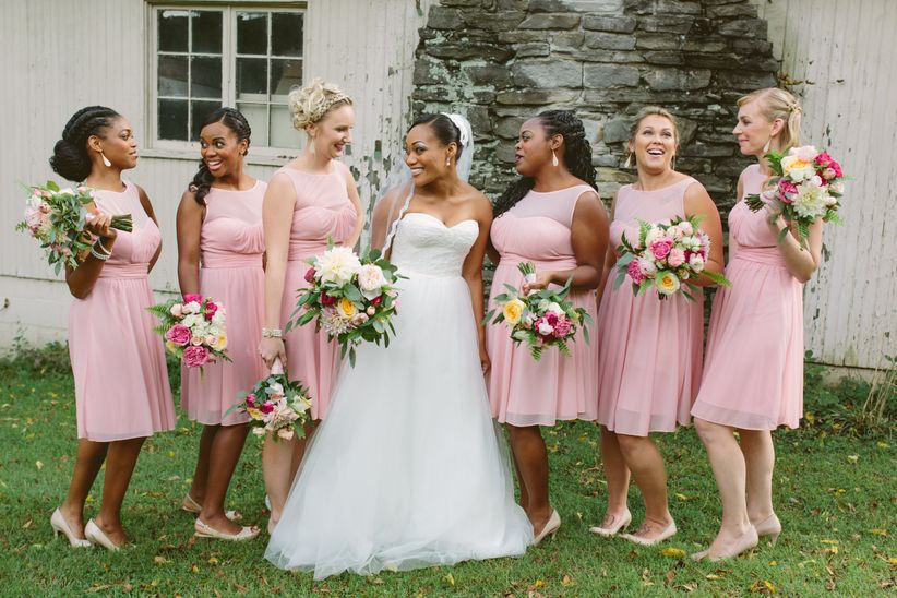 c6c1539d5ce How to Find Bridesmaid Dresses Your  Maids Will DEF Re-Wear ...