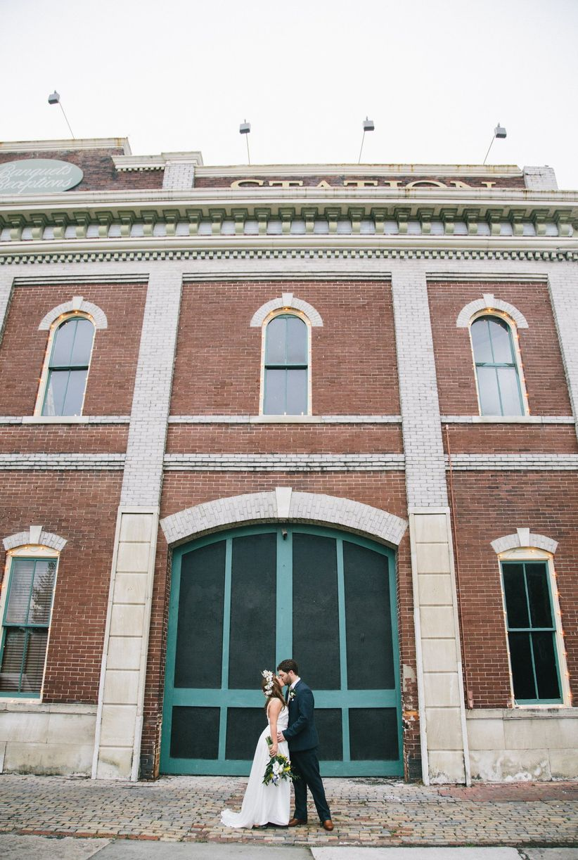 downtown Savannah wedding venue