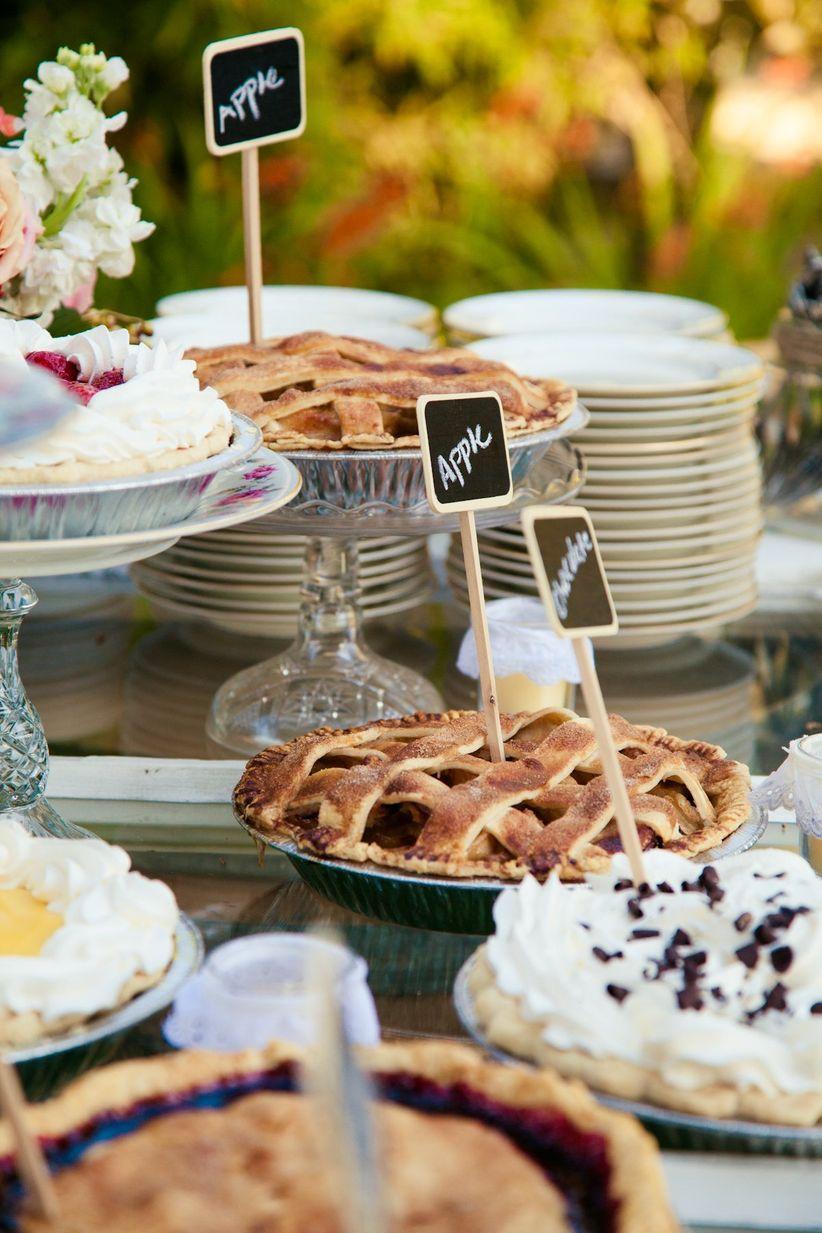 wedding pies a blake photography