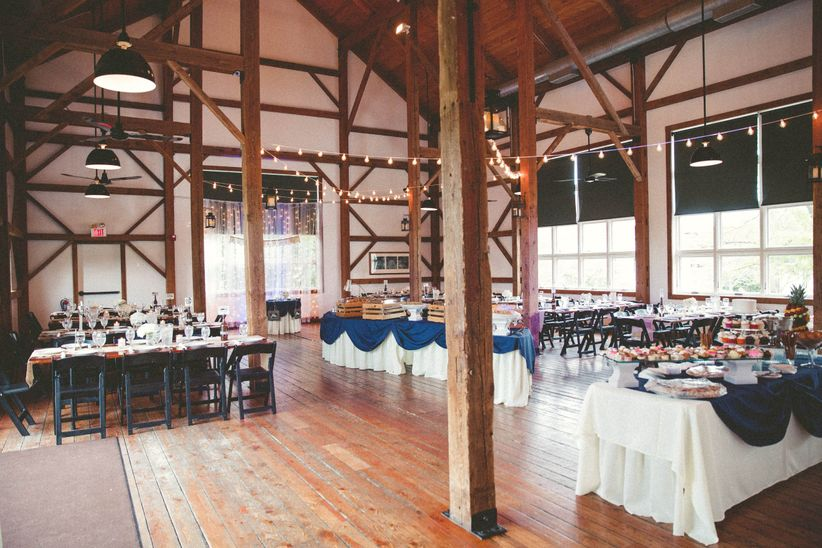 Great Wedding Venue Near Chicago: Chicago's Best Barn Wedding Venues For Rustic Couples