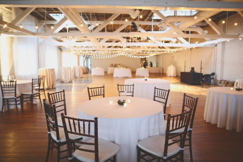 loft wedding venue