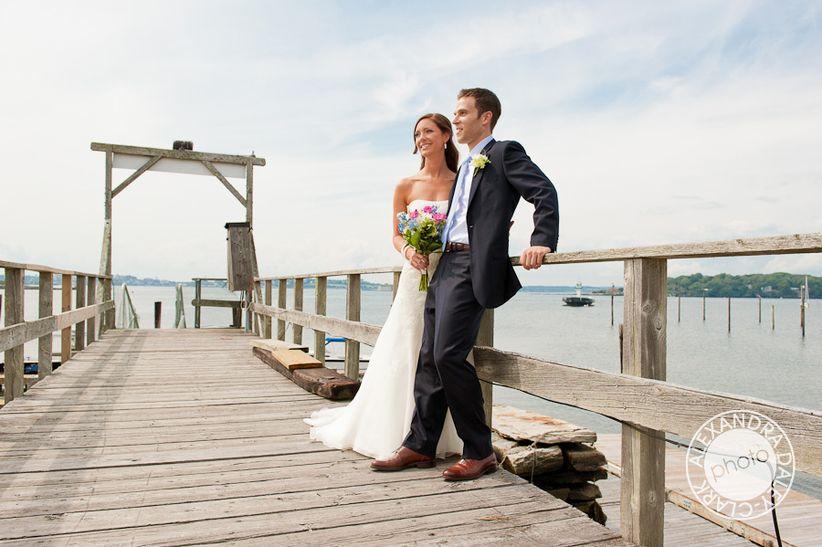 waterfront wedding venue on Sandusky Bay, Ohio