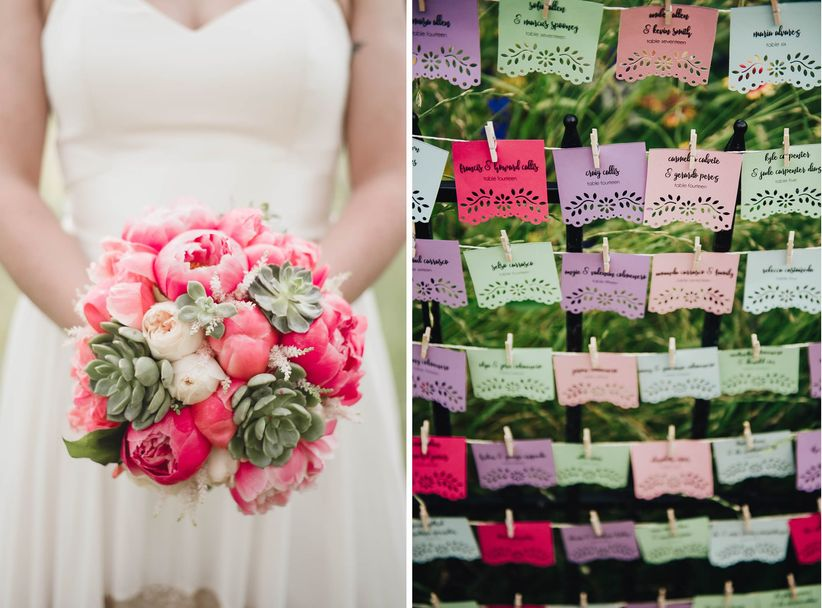 boho Texas wedding ideas