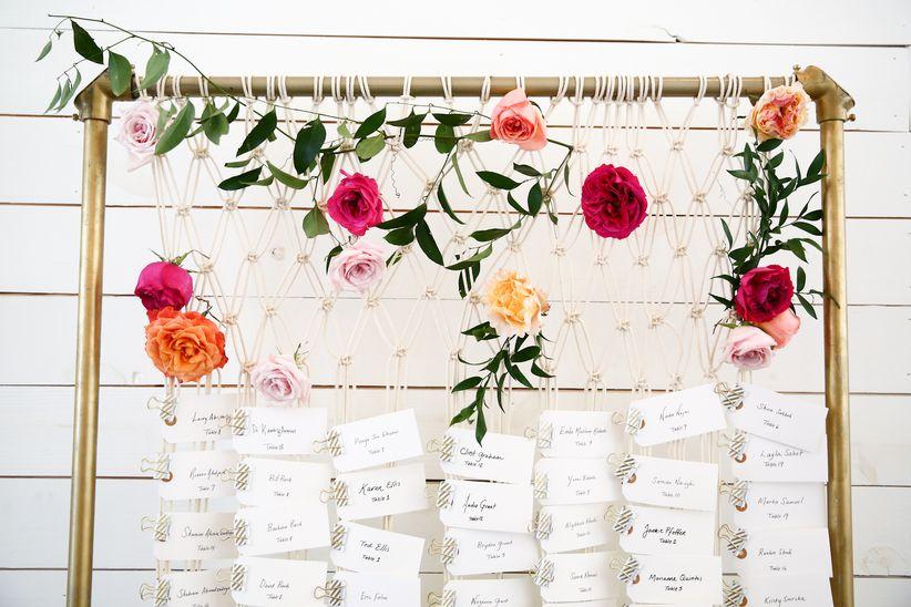 macrame wedding