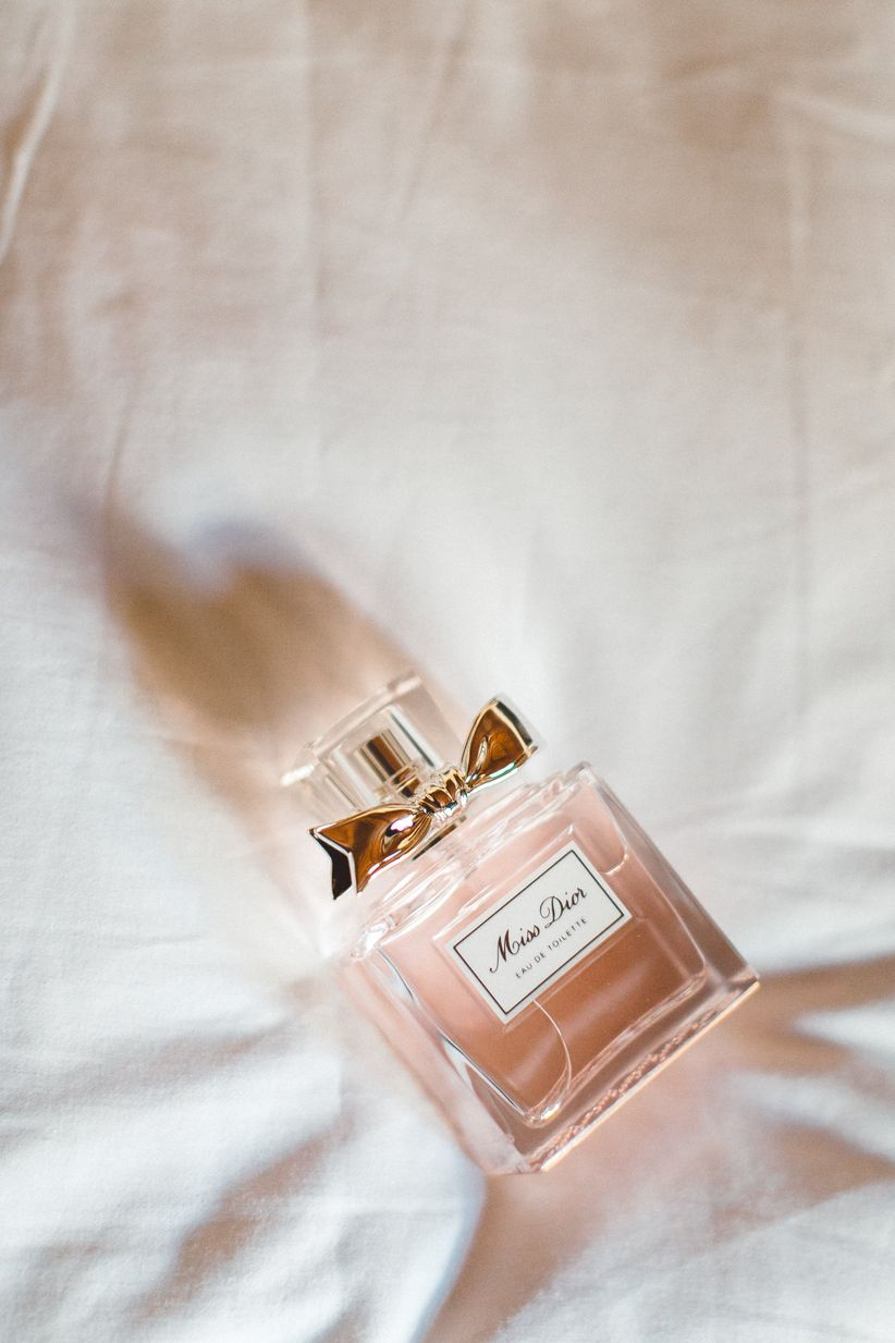 best wedding day perfume