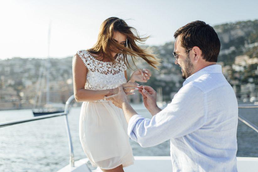 proposal couple