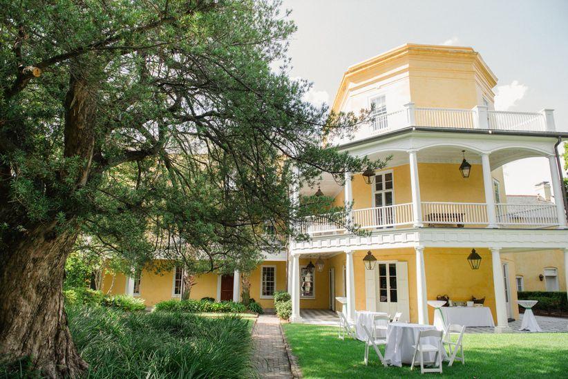 Charleston Wedding Venues.6 Charleston Manors That Double As Historic Wedding Venues Weddingwire