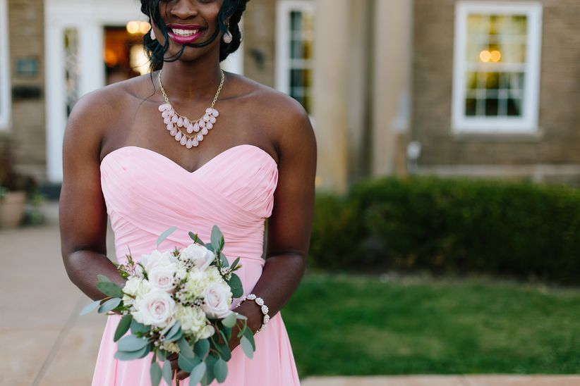 f4ffed30a6 10 Things Nobody Tells You About Bridesmaid Dress Shopping - WeddingWire