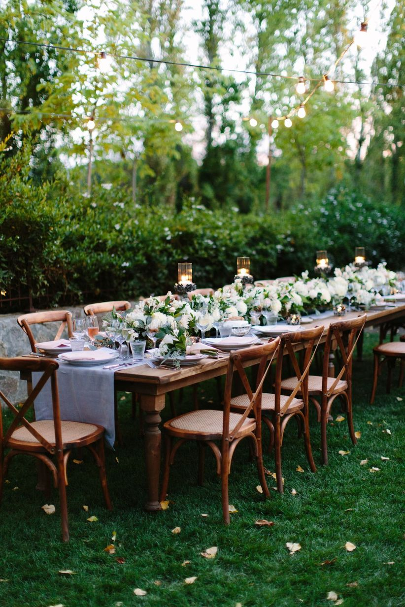27 Swoon Worthy Garden Wedding Ideas Weddingwire