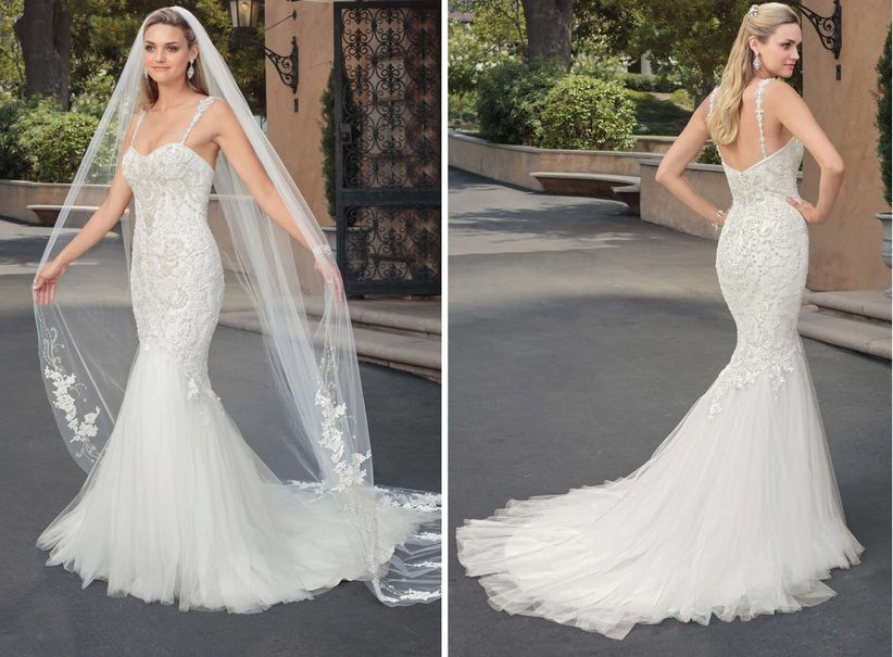00463f531b6a The Best Wedding Dresses for Your Body Type - WeddingWire
