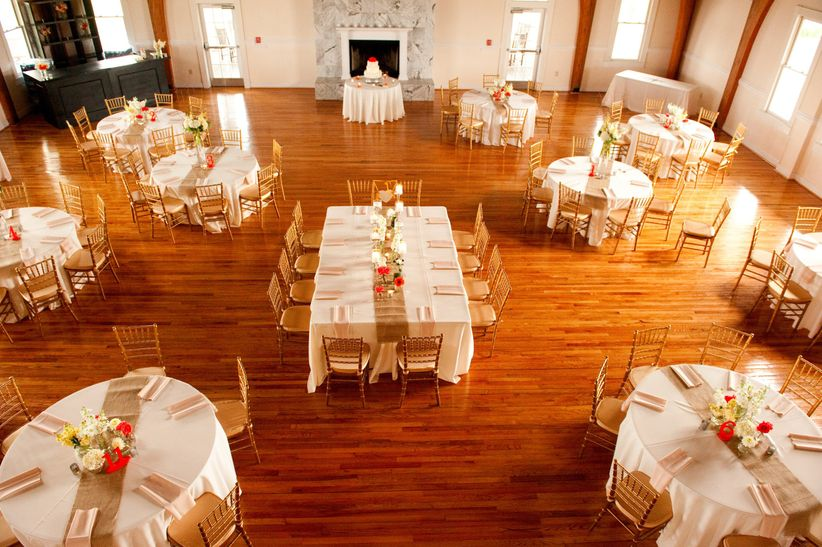 Wedding Receptions Tables.8 Popular Wedding Reception Seating Styles Weddingwire