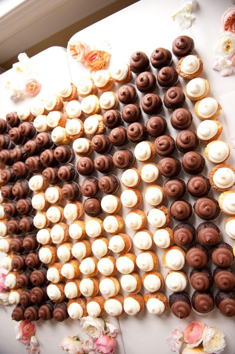 cupcake monogram