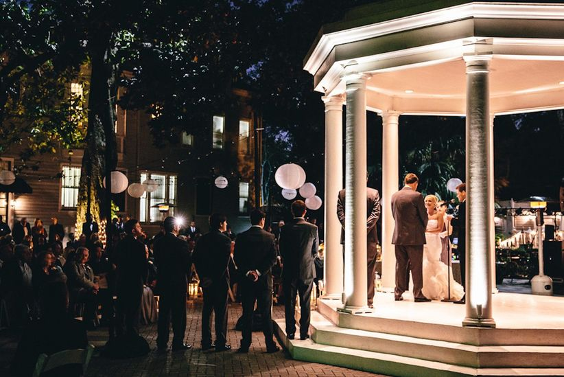 8 Outdoor Wedding Venues In New Orleans