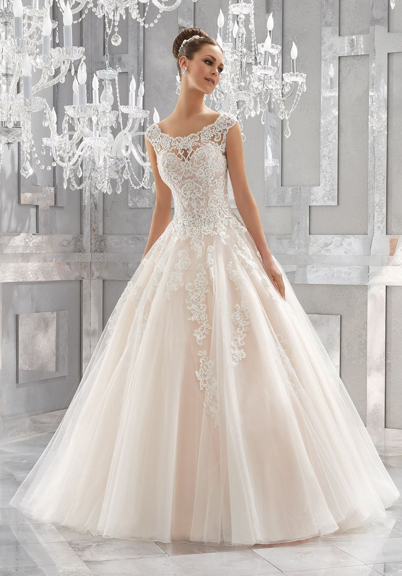 9d53a6f460281 23 Wedding Dresses Under $3,000 - WeddingWire